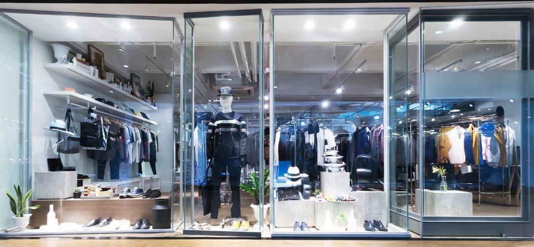 La vetrina giusta per il tuo negozio