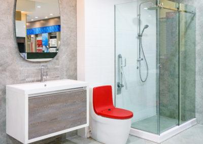 specchio e box doccia 3